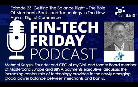 fintech friday podcast